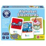 Orchard Toys Alphabet Flash Cards, 3yrs+