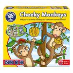 Orchard Toys Cheeky Monkeys, 4yrs+