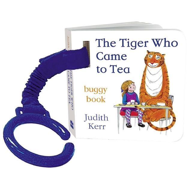 The Tiger Who Came To Tea Buggy Book