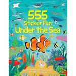 Sticker Fun Under The Sea Book