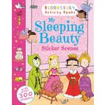 My Sleeping Beauty Sticker Scenes
