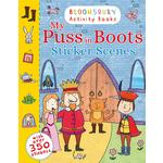 My Puss In Boots Sticker Scenes