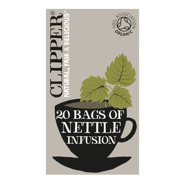 Clipper Organic Nettle Teabags