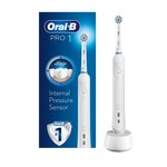 Oral-B Pro 600 Sensi Ultrathin Electric Rechargeable Toothbrush