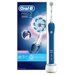 Oral-B Pro 2 (2000) Sensi Ultrathin Electric Rechargeable Toothbrush
