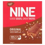9nine Original Carob & Hemp Seed Bars Multipack
