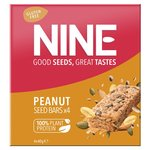 9nine Peanut & Pumpkin Seed Bars Multipack