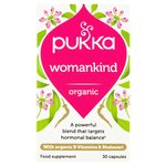 PUKKA Womankind Premenstrual with Vitamin B Capsules