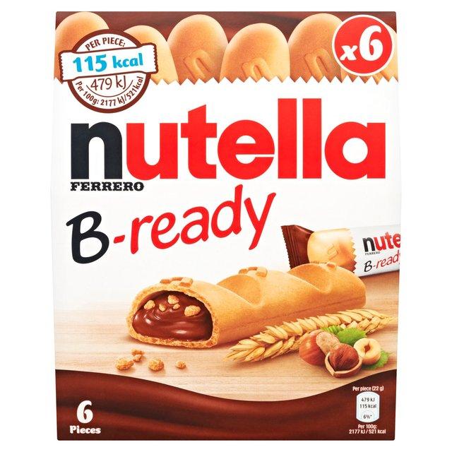 Nutella B-ready | Ocado