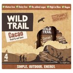 Wild Trail Cacao Fruit & Nut Bar