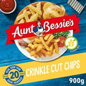 Aunt Bessie's Homestyle Crinkle Cut Chips