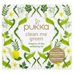 Pukka Clean Me Green Wellbeing Kit