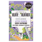Heath & Heather Organic Super Seeds Teabags
