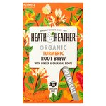 Heath & Heather Organic Root Remedy Teabags