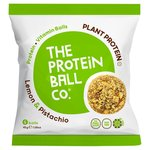 The Protein Ball Co. Lemon & Pistacho Protein Balls