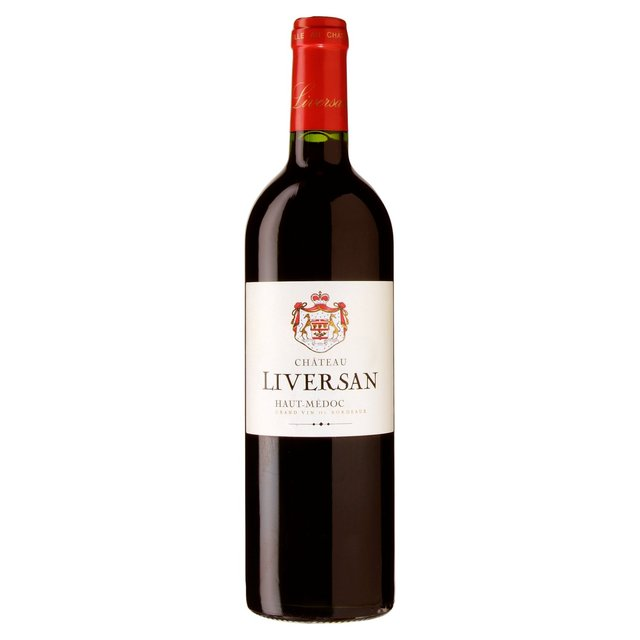 chateau liversan haut medoc 75cl from ocado ForChateau Liversan