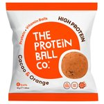 The Protein Ball Co. Cacao & Orange Protein Ball