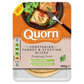 Quorn Turkey & Stuffing Style Slices