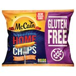 McCain Home Chips Straight Gluten Free