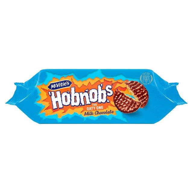 Chocolate Hobnob Calories