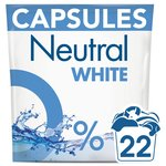 Neutral Sensitive Washing Capsules Colour 22 Wash