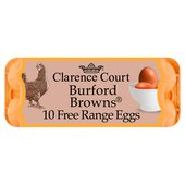 Clarence Court Burford Brown Mixed Free Range Eggs