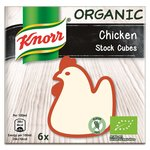 Knorr Chicken Organic Stock Cubes