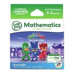 Leapfrog LeapPad Learning Game PJ Masks, 3yrs+