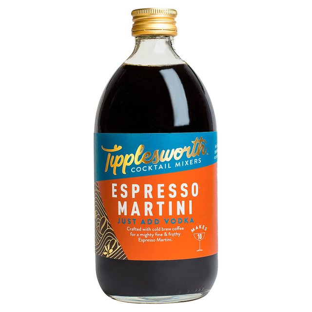 Tipplesworth Espresso-cocktail Mischer 500ml Comfortable And Easy To Wear Kochen & Genießen Möbel & Wohnen