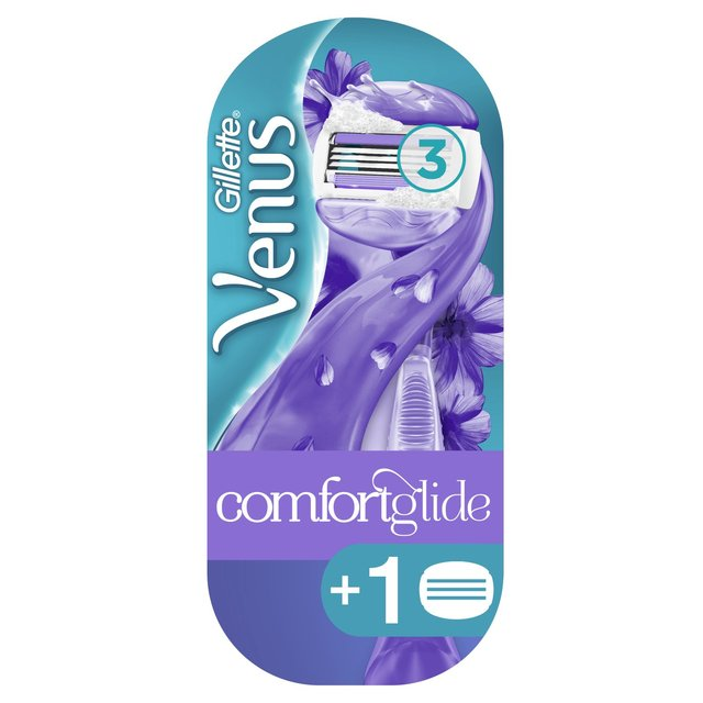 Gillette Venus Breeze Women's Razor with Blade Refill
