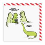 Herbivore Greeting Card by Ohh Deer