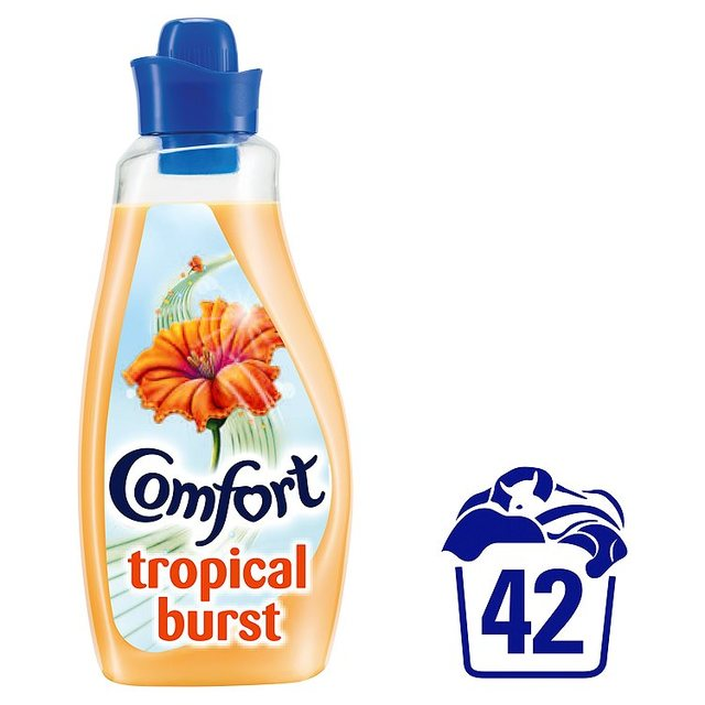 Comfort Tropical Fabric Conditioner 42 Wash