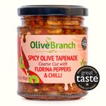 Olive Branch Olive Tapenade with Florina Peppers & Chilli