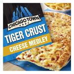 Chicago Town The Pizza Kitchen Cheese Medley
