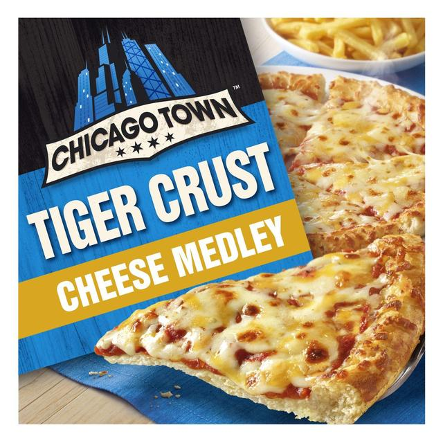 Chicago Town The Pizza Kitchen Cheese Medley 350g From Ocado