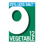 Oxo 12 Reduced Salt Vegetable Stock Cubes