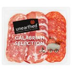 Unearthed Calabrian Antipasto Platter