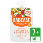 Babease Organic Sweet Potato & Chickpea Stew