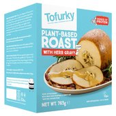 Tofurky Roast With Herb Gravy