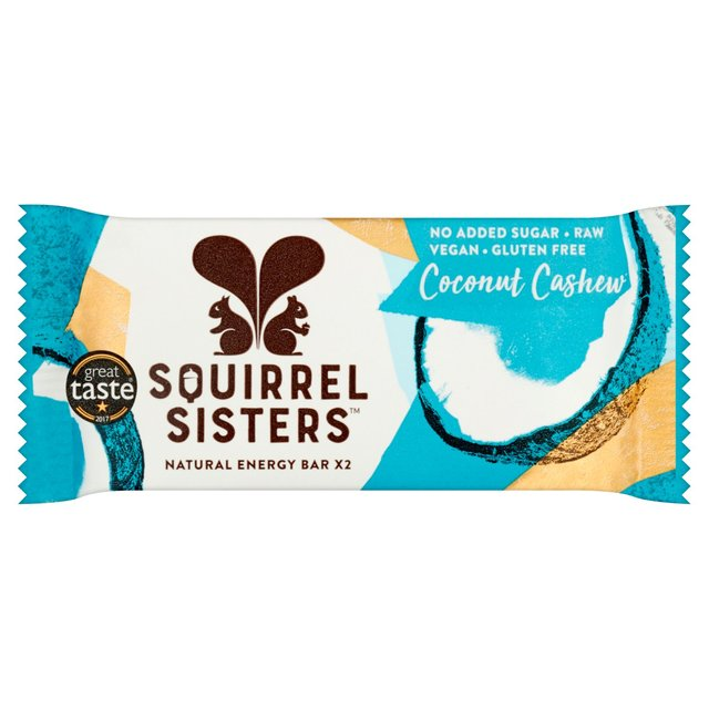 Squirrel Sisters Coconut Cashew