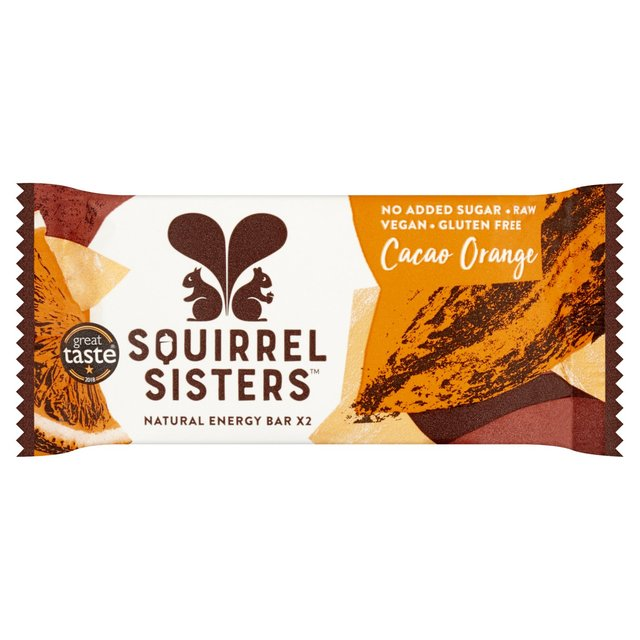 Squirrel Sisters Cacao Orange