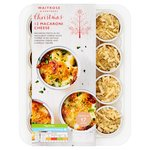 Waitrose 12 Macaroni Cheese Cups