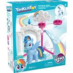 K'NEX My Little Pony Rainbowdash & Cloudsdale Building Set, 3yrs+
