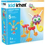 K'NEX Kid Stretchin' Friends Building Set, 3yrs+