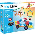 K'NEX Kid Zoomin' Rides Building Set, 3yrs+
