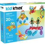 K'NEX Kid Ocean Pals Building Set, 3yrs+