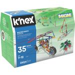 K'NEX Builder Basics 35 Model Building Set, 7yrs+