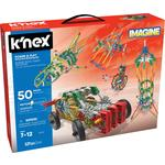K'NEX Power & Play 50 Model Motorised Building Set, 7yrs+