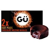 Gü 2 Hot Chocolate Melting Middles