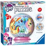 My Little Pony 3D Jigsaw Puzzle, 6yrs+